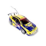 Игрушка MioshiTech On-Road Rally Racer 1:10 Р/У Автомобиль желто-синий MTE1201-006Ж
