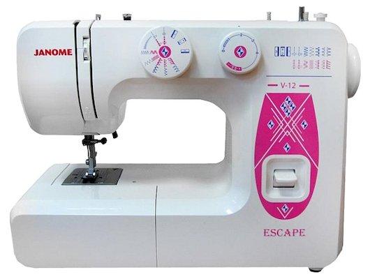 Швейная машина JANOME Escape V 12