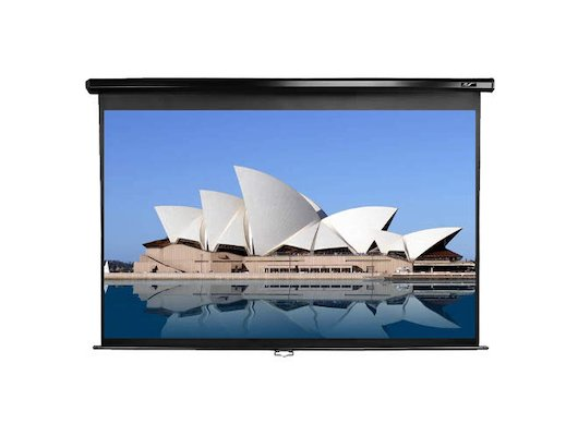 Экран для проектора Elite Screens  M92UWH (16:9) 115x204cm настенный