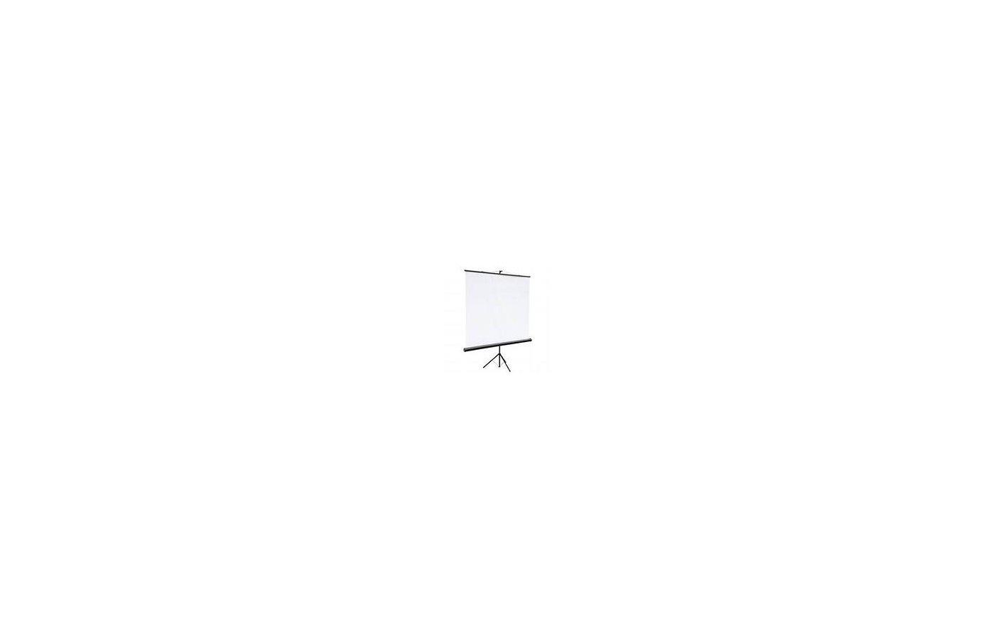 Экран для проектора Digis Kontur-C DSKC-1101 MW 160x160 (1:1) штатив