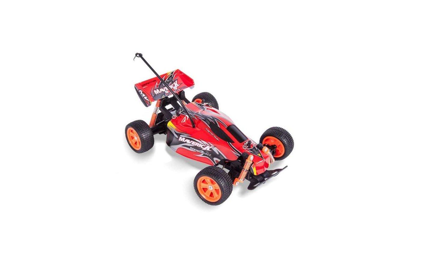 Игрушка MioshiTech MAVERICK 1:18 Р/У Автомобиль красный MTE1201-002К