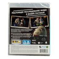 Фото Детектив Диггз (требуется PS Move Wonderbook) PS3 русская версия