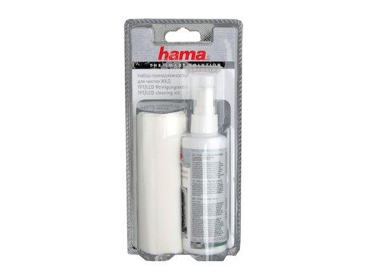 Чистящее средство Hama Спрей 100 мл+15 салфеток H-R1084199
