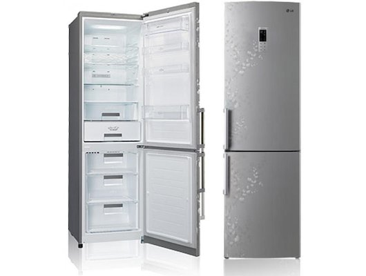 Холодильник LG GA-B489ZVSP