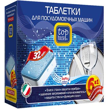 Моющие для ПММ Топ хаус Real Brand Technics 332.000
