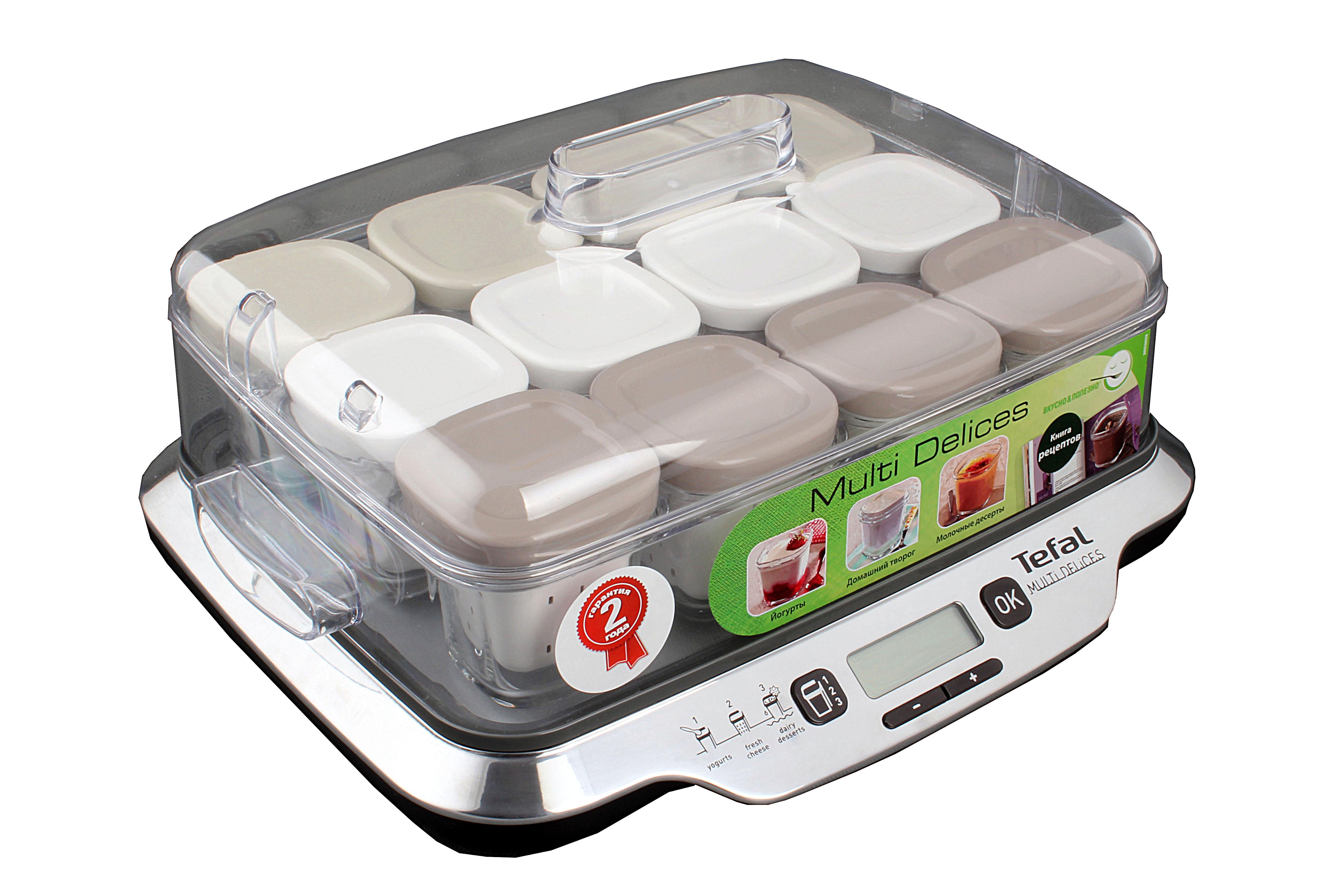 Йогуртницы Tefal Real Brand Technics 5889.000