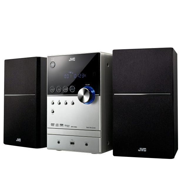 Музыкальный центр Jvc Real Brand Technics 6200.000