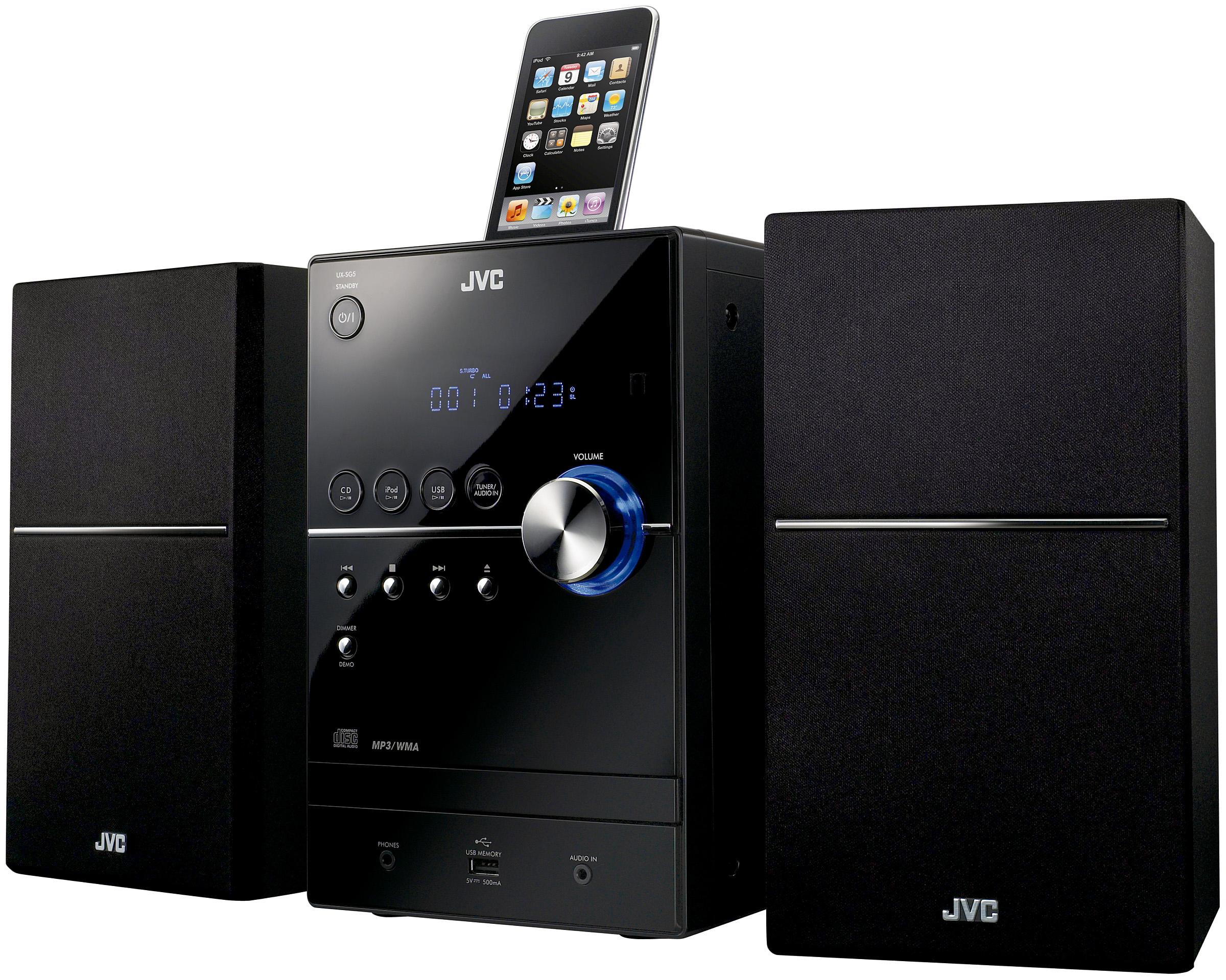 Музыкальный центр Jvc Real Brand Technics 6050.000