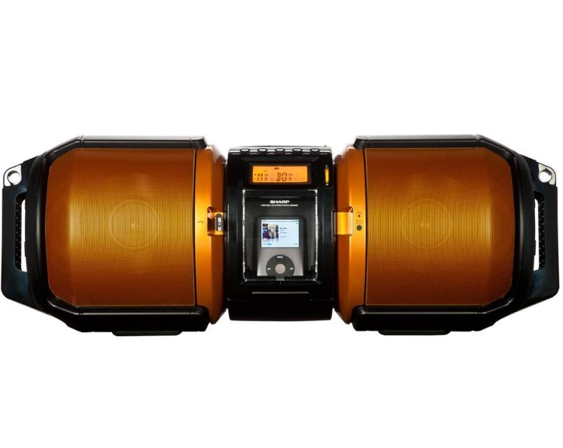 Магнитола Sharp Real Brand Technics 13030.000