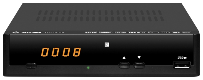 Мультимедиа плеер Telefunken Real Brand Technics 1190.000