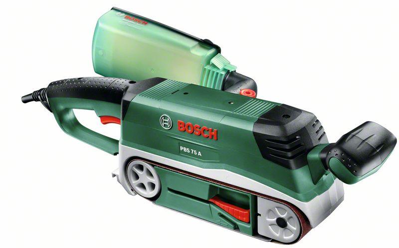 Ленточная шлифовальная машина Bosch Real Brand Technics 4899.000