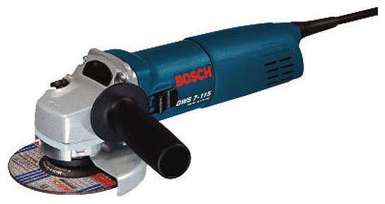 Углошлифмашина Bosch