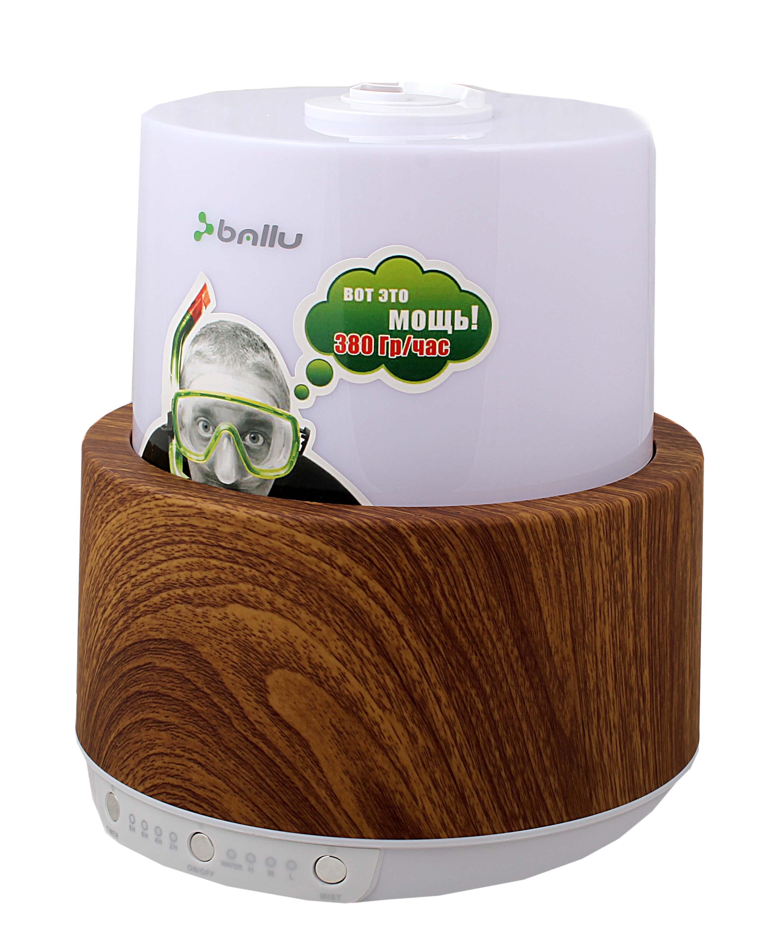 Увлажнитель воздуха Ballu Real Brand Technics