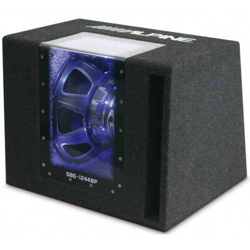 Сабвуфер Alpine Real Brand Technics 6390.000