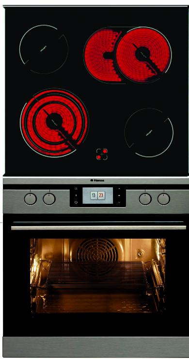 Встраиваемый комплект Hansa Real Brand Technics 36590.000