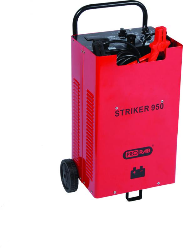 Автомобильное зарядное устройство Prorab Striker 950