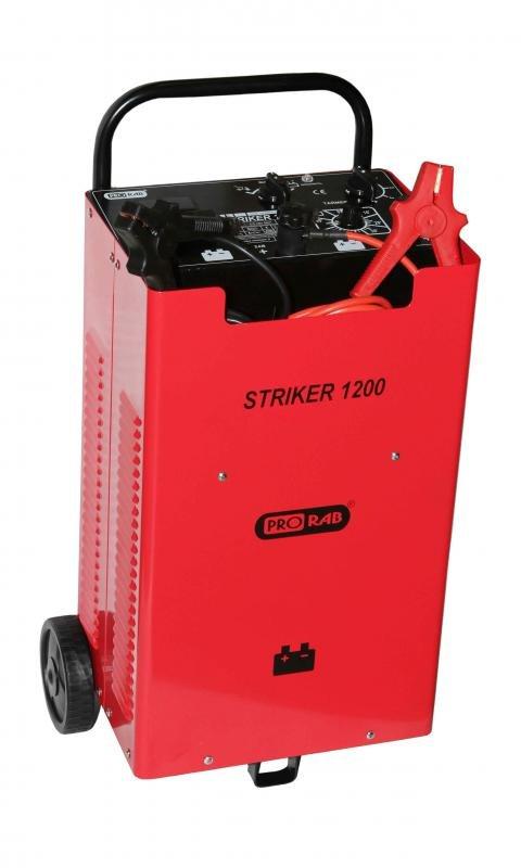 Автомобильное зарядное устройство Prorab Real Brand Technics 8690.000