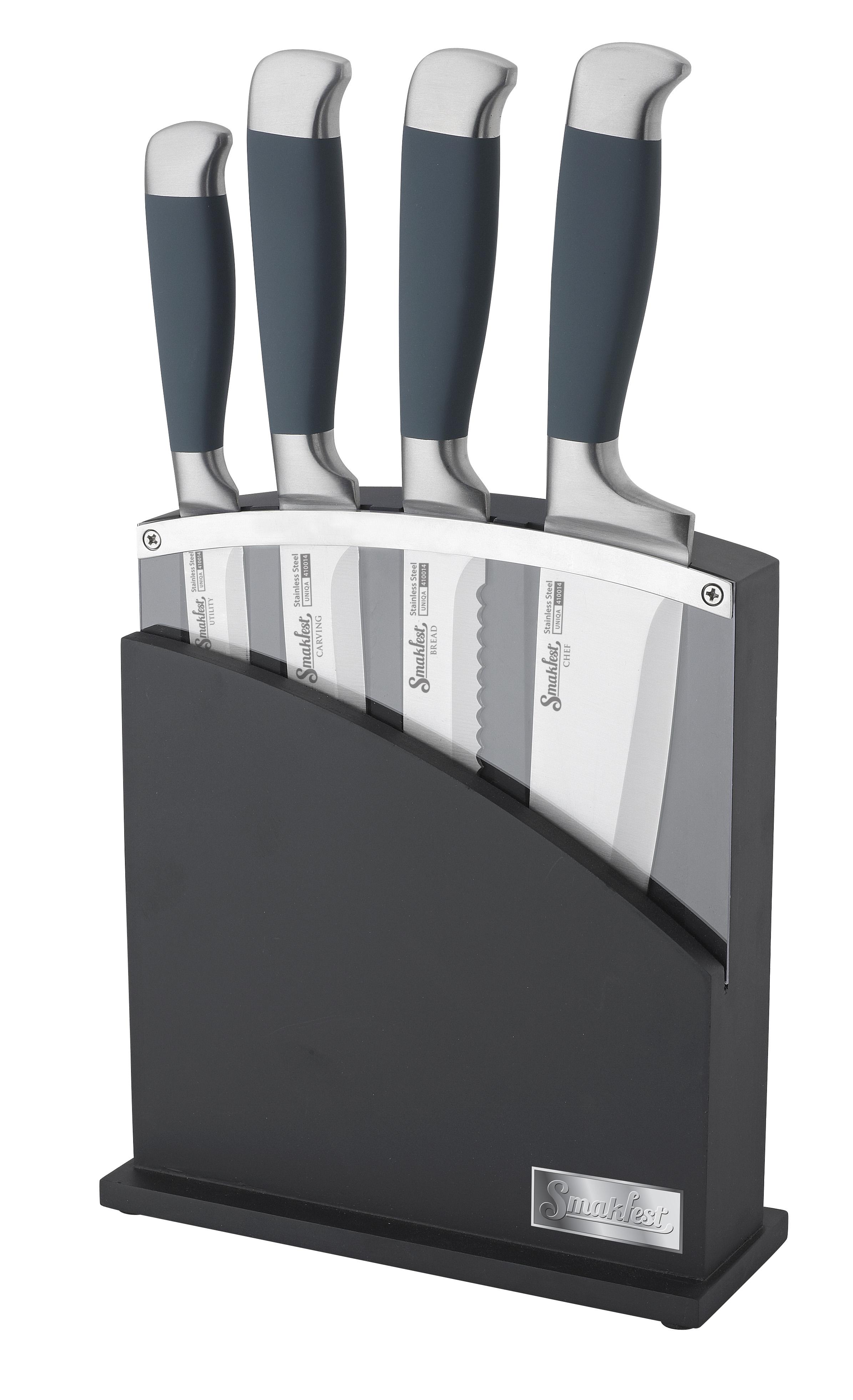 Наборы ножей Smakfest Real Brand Technics 1424.000