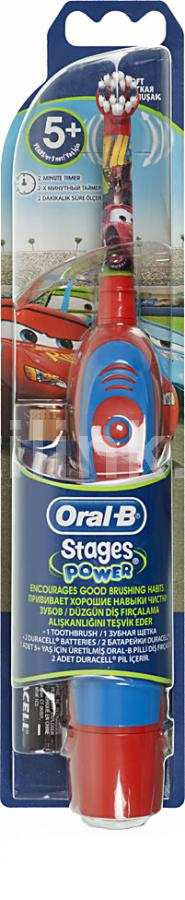 Зубные щетки электрические Braun Real Brand Technics 1030.000