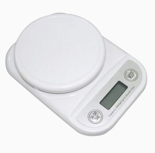 Весы кухонные Redber Real Brand Technics 360.000