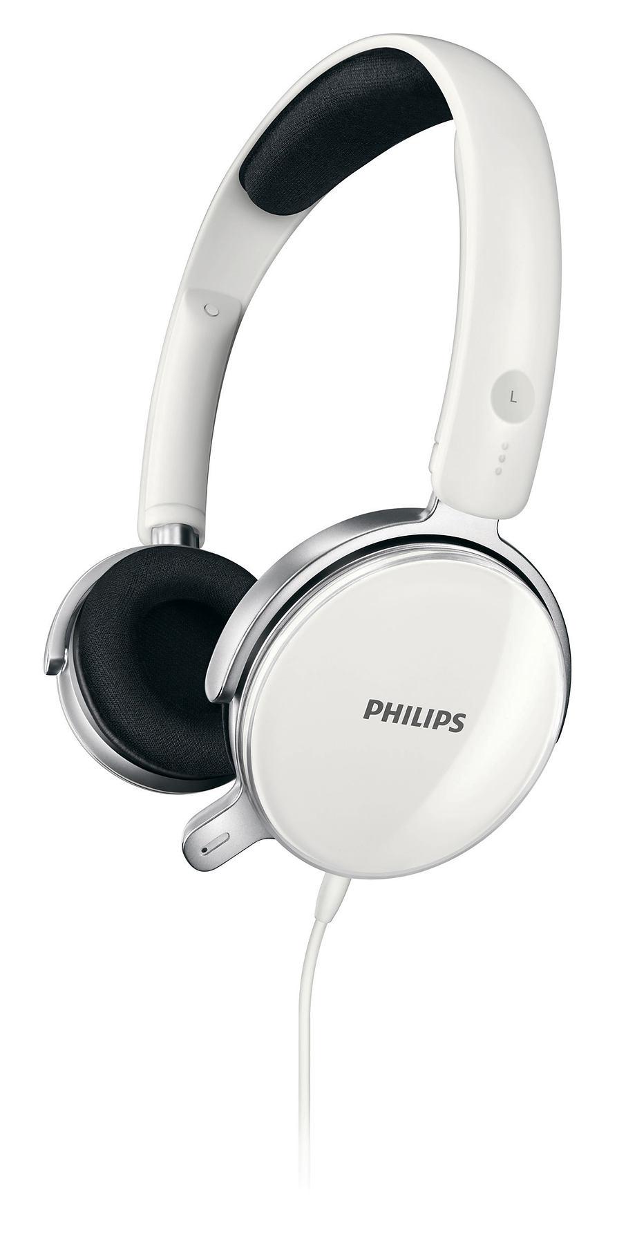 Наушники с микрофоном Philips Real Brand Technics 1519.000