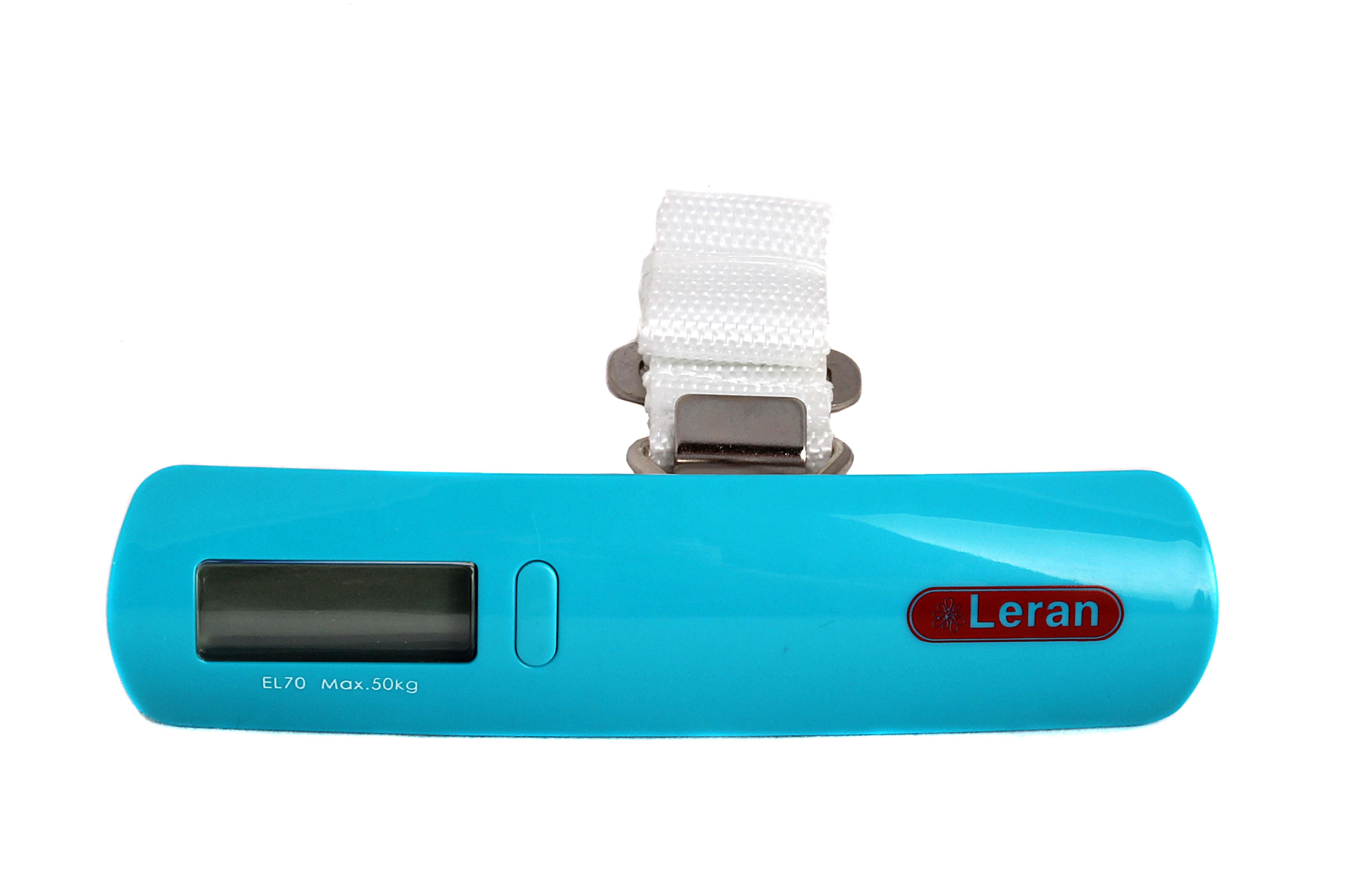 весы ручные для чемодана Leran Real Brand Technics 299.000