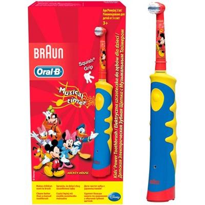 Зубные щетки электрические Braun Real Brand Technics 1340.000