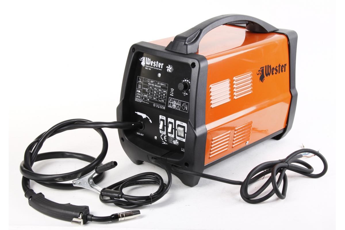 Сварочный аппарат WESTER MIG180