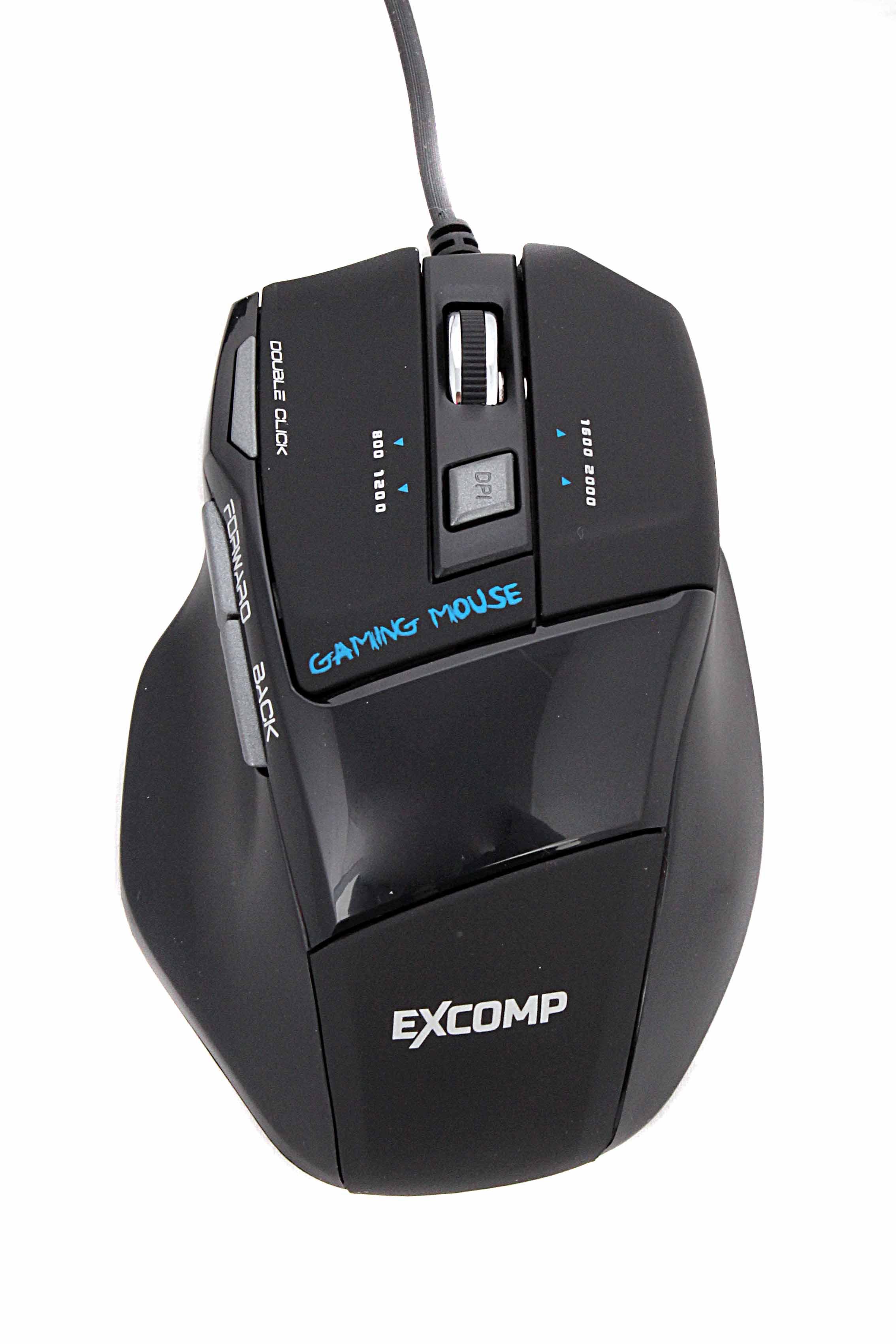 Мышь проводная Excomp Real Brand Technics 649.000