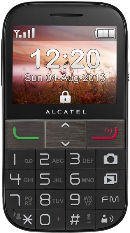 Сотовый телефон Alcatel Real Brand Technics 1504.000