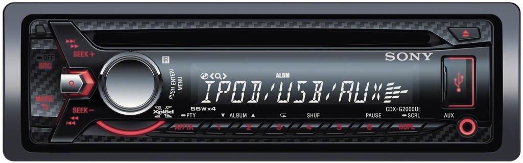 Автомагнитола Sony Real Brand Technics 2220.000
