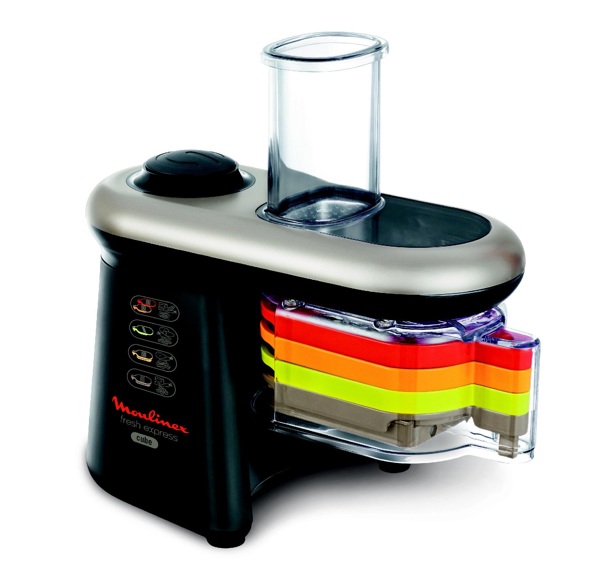 Универсальная резательная машина Moulinex Real Brand Technics 4840.000