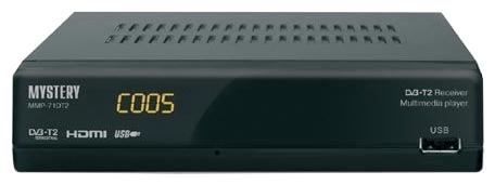 DVB-T2 ресивер Mystery