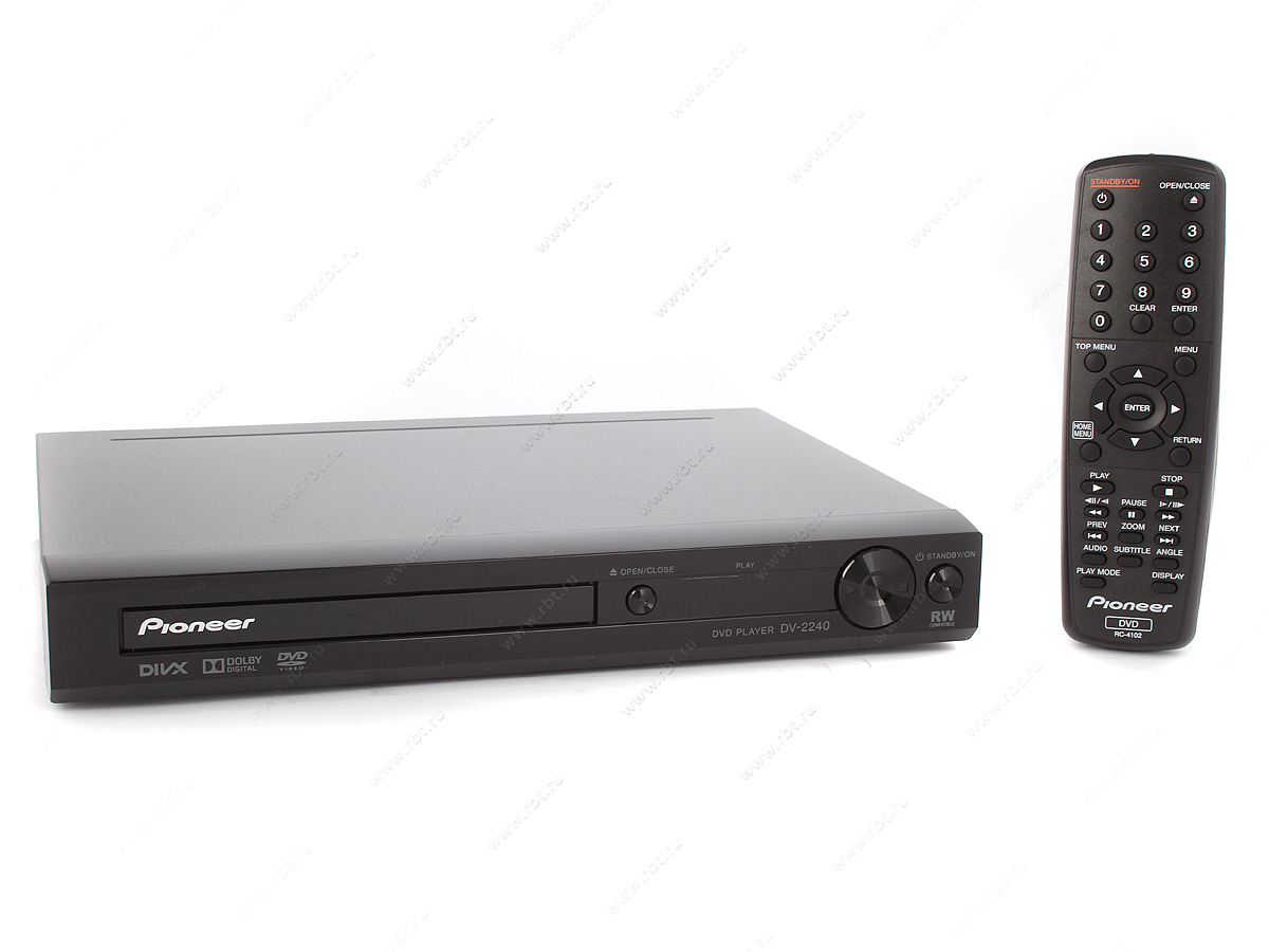 DVD-плеер Pioneer от RBT.ru