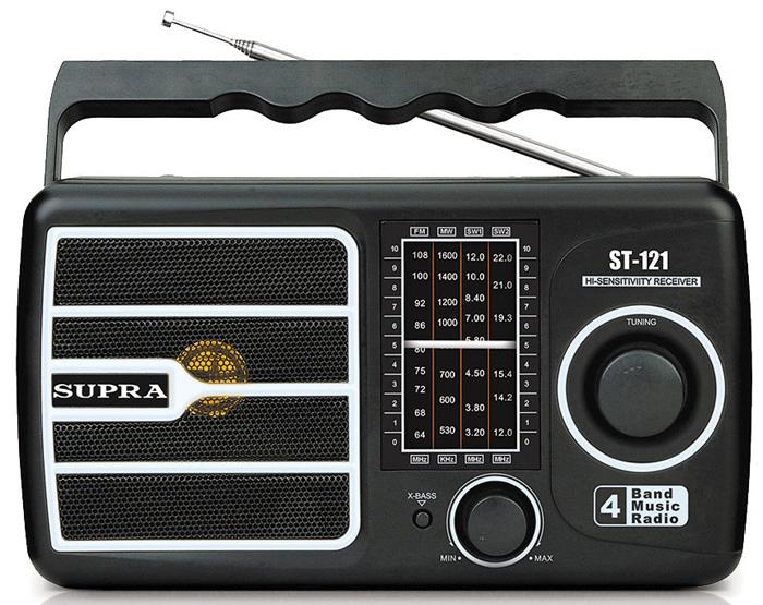 Радиоприемник Supra от RBT.ru