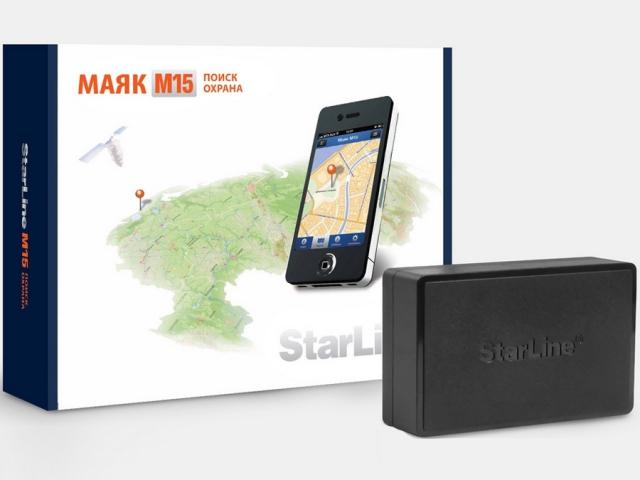 Сигнализация Starline Real Brand Technics 4420.000