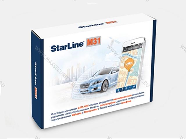 Сигнализация Starline Real Brand Technics 4930.000