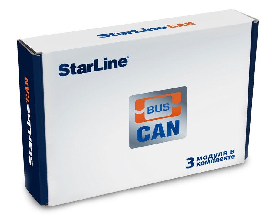 Сигнализация Starline Real Brand Technics 1195.000