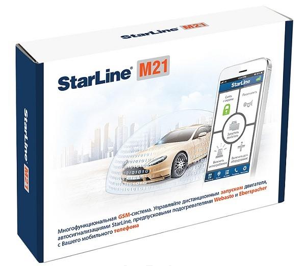 Сигнализация Star line Real Brand Technics 3520.000