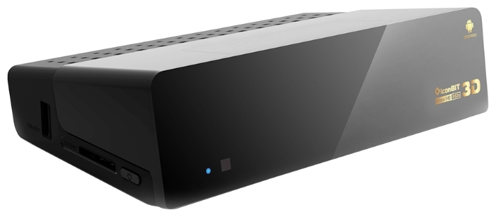 Мультимедиа плеер Iconbit Real Brand Technics 4890.000
