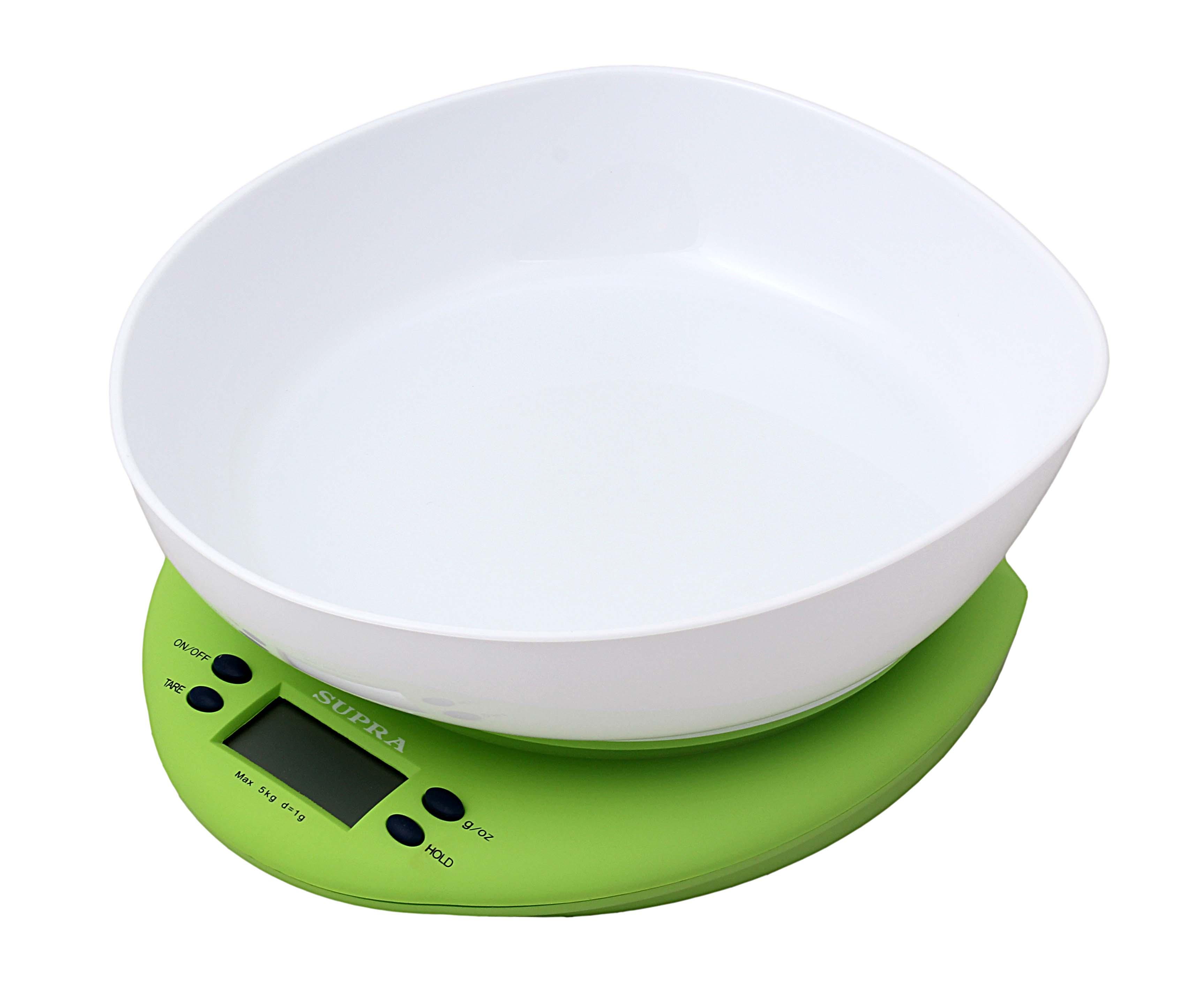 Весы кухонные Supra Real Brand Technics 490.000