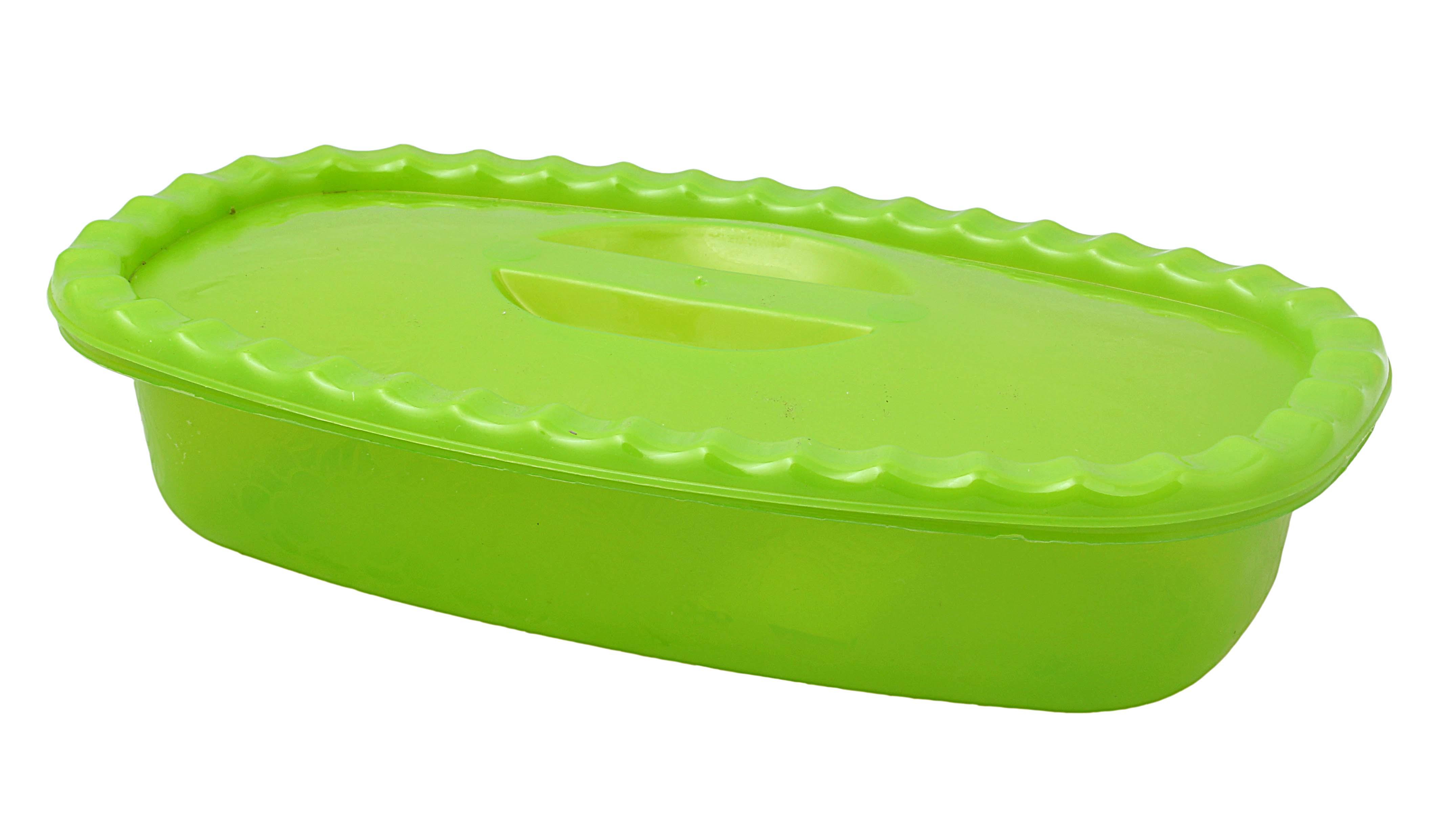Пластиковая посуда для СВЧ Plastic  centre Real Brand Technics 56.000