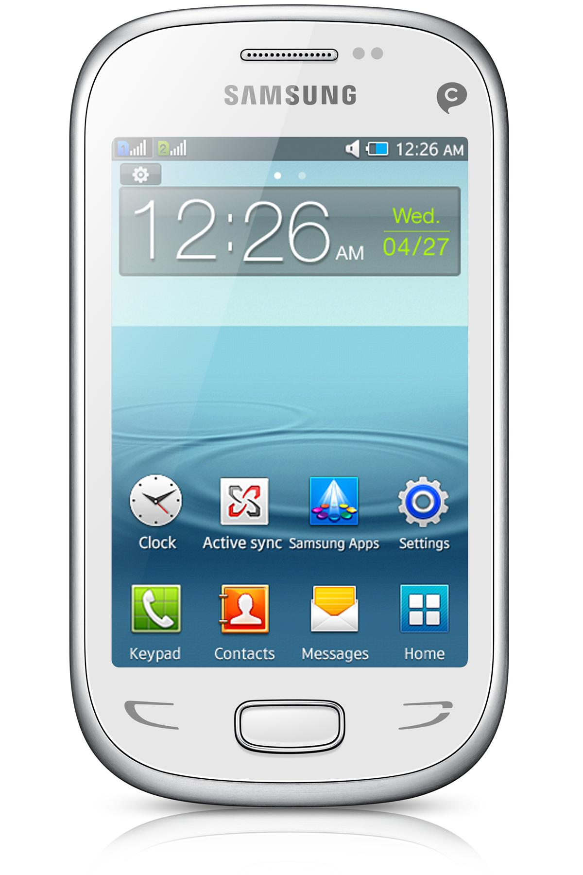 Сотовый телефон Samsung Real Brand Technics 3640.000