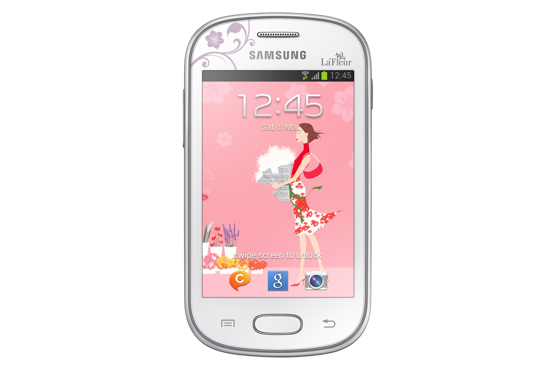 Смартфон/Коммуникатор Samsung Real Brand Technics 3499.000