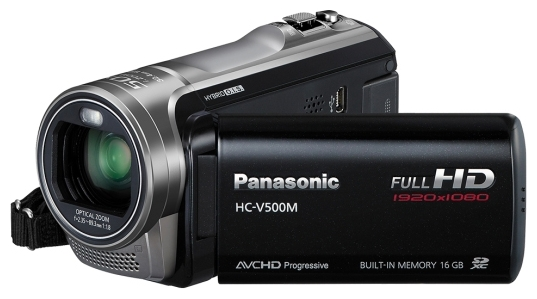 Видеокамера Panasonic Real Brand Technics 8990.000