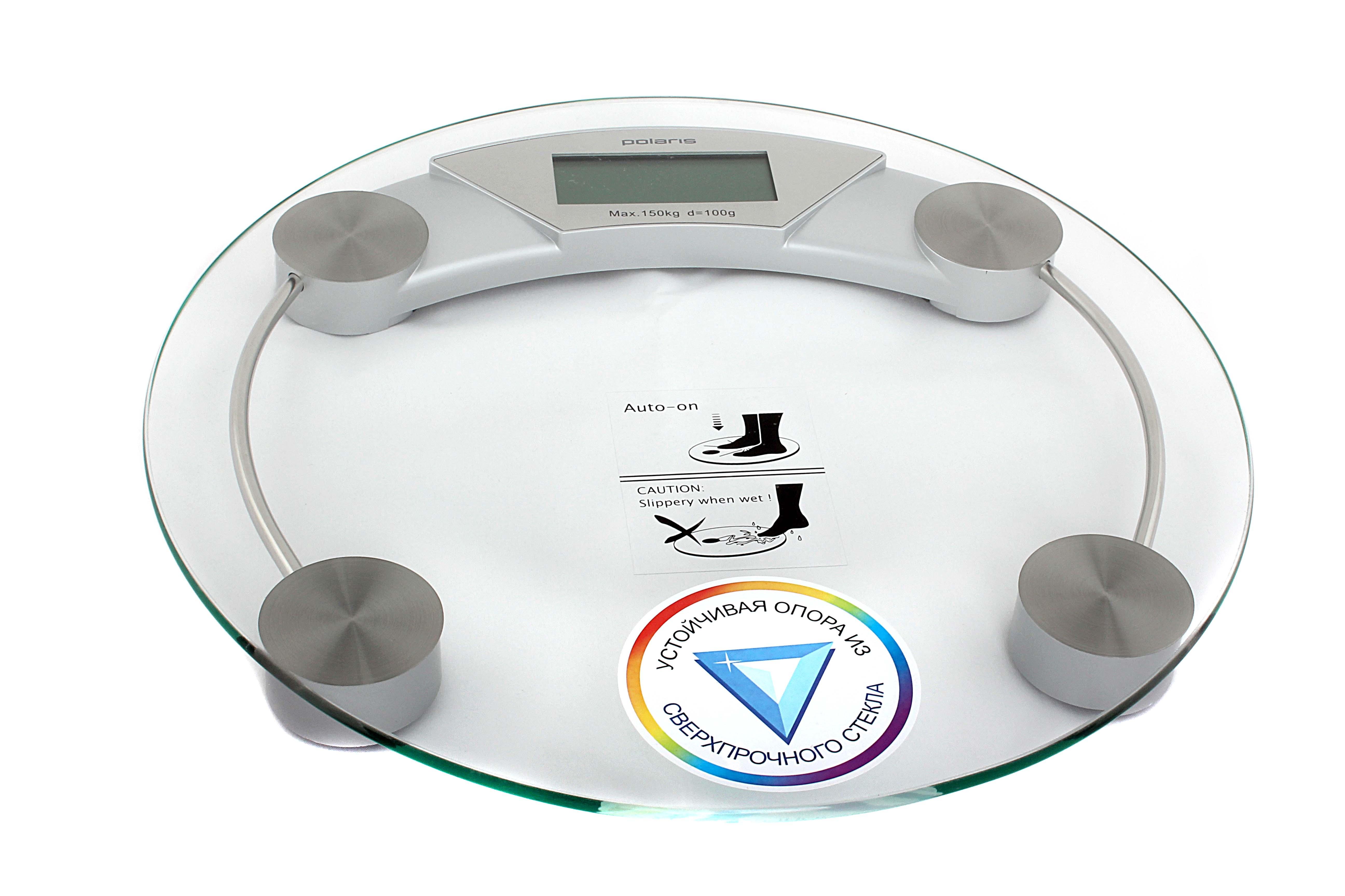 Весы напольные Polaris Real Brand Technics 630.000