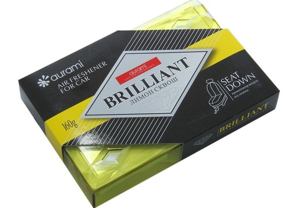 Ароматизатор Aurami Real Brand Technics 189.000