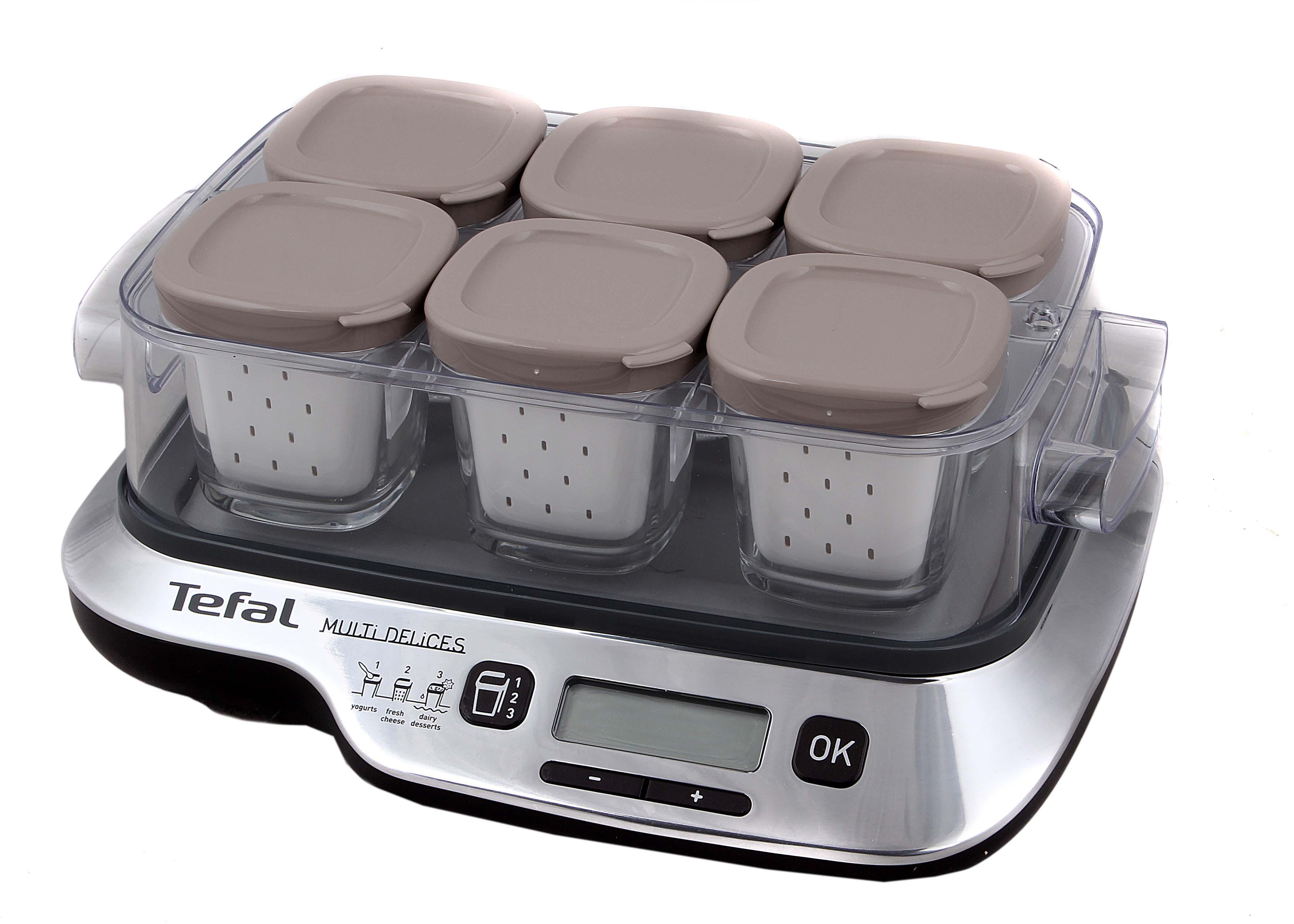 Йогуртницы Tefal Real Brand Technics 5790.000
