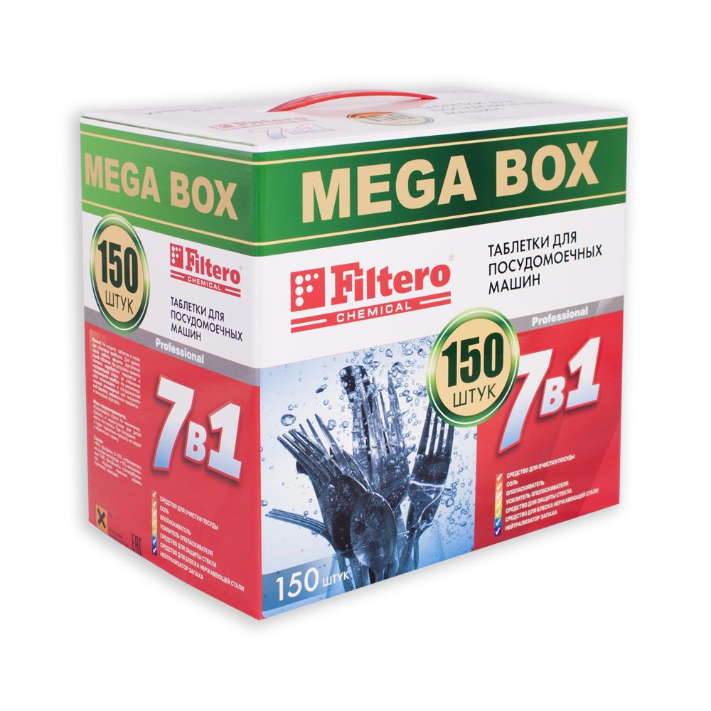 Моющие для ПММ Filtero Real Brand Technics 1187.000