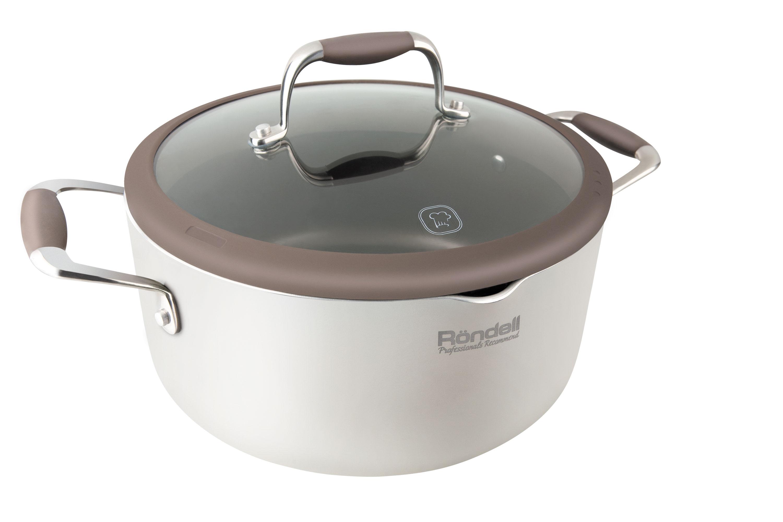 посуда кастрюли, жаровни Rondell Real Brand Technics 3324.000